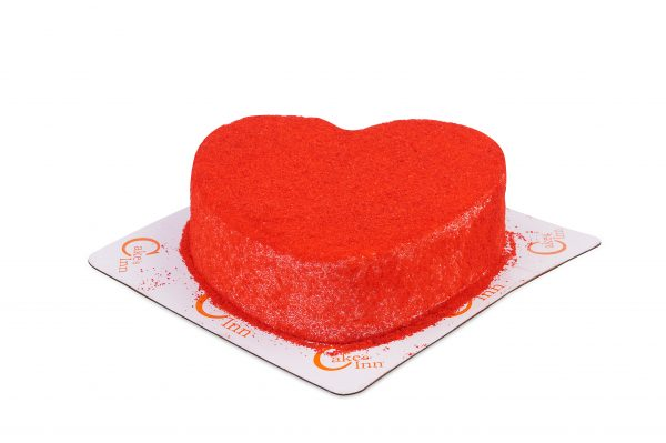 Red-Heart-Cake