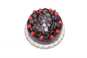 Special Chocolate-Delight Cake