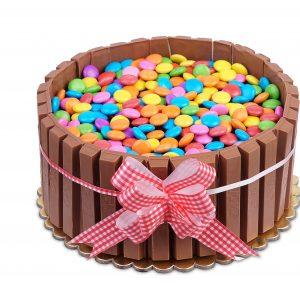 Kit Kat Geem Cake